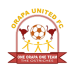 Card Stats for Orapa United FC