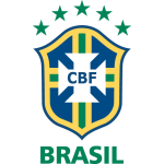 Brazil National Team Badge