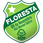 Floresta EC Badge