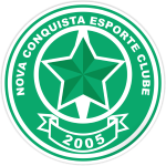 Nova Conquista EC Badge
