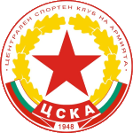 Card Stats for FK CSKA 1948 Sofia