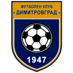 FK Dimitrovgrad 1947 Badge
