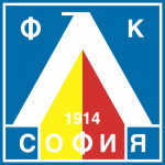 PFC Levski Sofia Badge