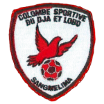 Colombe Sportive du Dja et Lobo Badge