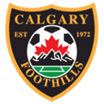 Calgary Foothills Soccer Club Badge