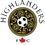 Victoria Highlanders FC Badge