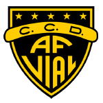 CD Arturo Fernández Vial Badge
