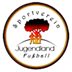 Club de Fútbol Sportverein Jugendland Fussball Badge