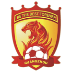 Card Stats for Guangzhou Evergrande Taobao FC