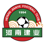 Henan Jianye - Chinese Super League Estatísticas