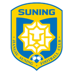 Card Stats for Jiangsu Suning FC