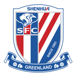 Shanghai Shenhua FC - Chinese Super League Stats