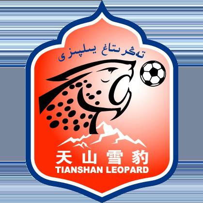 Xinjiang Tianshan Leopard FC Badge