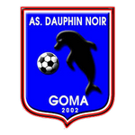 AS Dauphins Noirs de Goma Badge