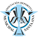 AD Municipal Santa Ana Badge