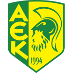 Card Stats for AEK Larnaca
