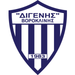 AS Digenis Voroklinis Badge