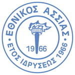 Ethnikos FC Assias Badge