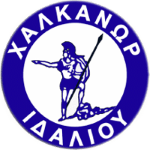 Halkanoras FC Idaliou Badge