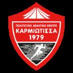 Karmiotissa Pano Polemidia Badge