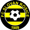 Card Stats for FC Slovan Rosice