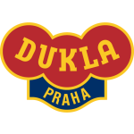 FK Dukla Praha II Badge