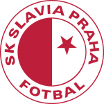 Slavia Praha II logo