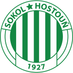 Sokol Hostouň Badge