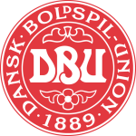 Denmark National Team Badge