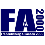 Frederiksberg Alliancen 2000 Badge