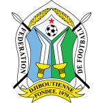 Djibouti National Team Badge