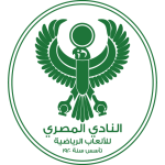 Al Masry Club Badge