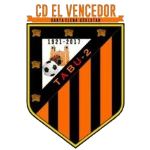 CD El Vencedor Badge