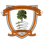 Ashford Town FC Middlesex Badge