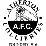 Atherton Collieries Badge