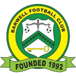 Card Stats for Barwell FC
