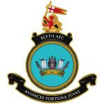 Blyth AFC Ltd. Badge