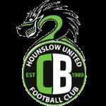 CB Hounslow United FC Badge