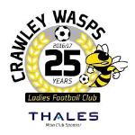 Crawley Wasps Ladies FC Badge