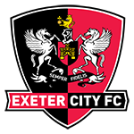 Card Stats for Exeter City FC