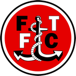Fleetwood Town Under 23 Badge
