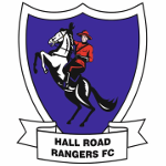 Hall Road Rangers Badge