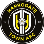 Harrogate Town FC Badge