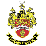 Hitchin Town FC Badge