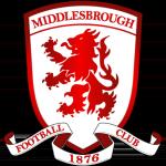 Middlesbrough FC Ladies Badge