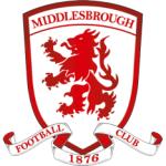 Middlesbrough Under 23 Badge