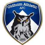 Oldham Athletic AFC Badge
