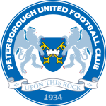 Peterborough United FC Badge