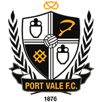 Card Stats for Port Vale FC