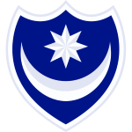 Portsmouth Under 23 Badge